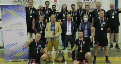 Biston novi prvak Hrvaške