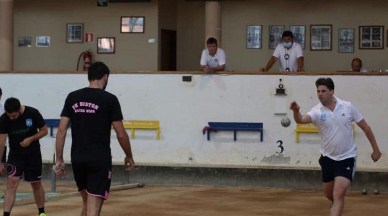 Skala namučila hrvaške prvake, Biston ABC prvak